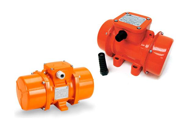 Pneumatic vibrators and motor vibrators - Dalcom | Spare parts and