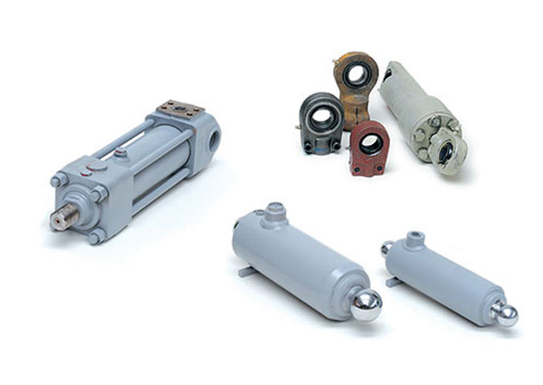 Hydraulics - Dalcom | Spare parts and machinery for concrete